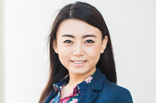 Kalie (Yujin) Wang