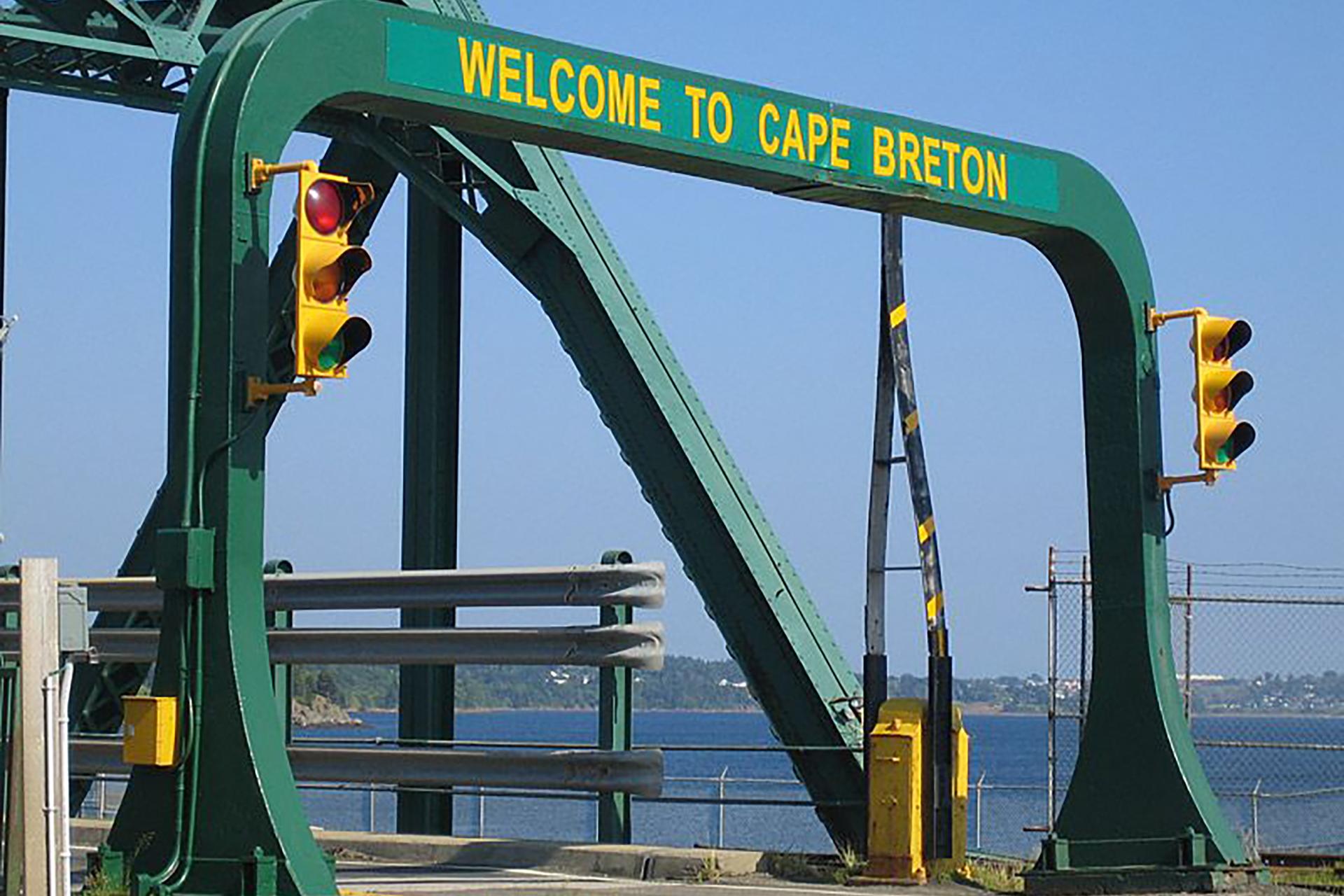 Cape Breton Causeway